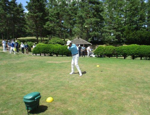 令和3年度親睦事業 ゴルフ・パークゴルフコンペ
